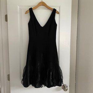 White House | Black Market Little Black Dress